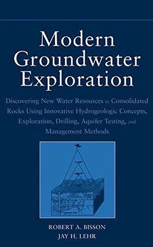 Modern Groundwater Exploration: Discovering New Water Resources in Consolidated Rocks Using Innovative Hydrogeologic Con