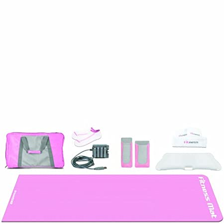 Wii Fit 7-In-1 Lady Fitness Workout Kit