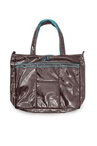 Ju-Ju-Be Mighty Be Earth Leather Diaper Bag by Ju-Ju-Be