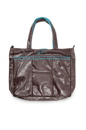 Ju-Ju-Be Mighty Be Earth Leather Diaper Bag - 1