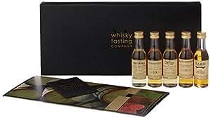 Whisky Tasting Company Sample Set Regions of Scotland (5 x 3cl)