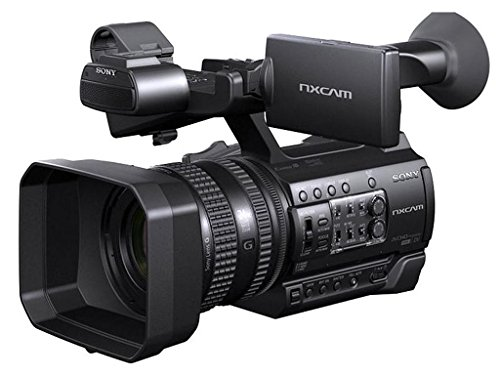 sony-hxr-nx100-nxcam-avchd-camcorder-pal-international-model-no-warranty