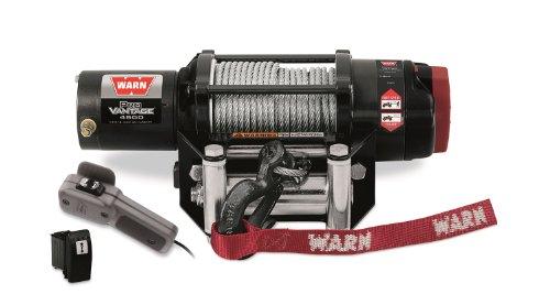 Warn 90450 Provantage 4500 Winch - 4500 Lb. Capacity