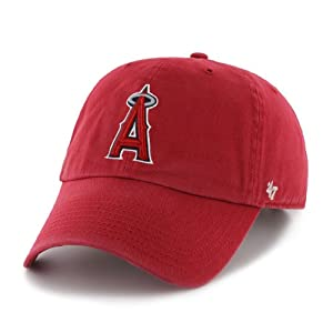 L.A. Angels Clean Up Adjustable Cap (For Adults)