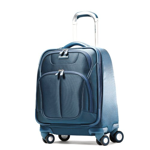 Samsonite Luggage Hyperspace Spinner Boarding Bag, Totally Teal, One Size B006TIEZH6