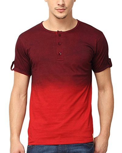 Campus-Sutra-Men-Henley-T-Shirt