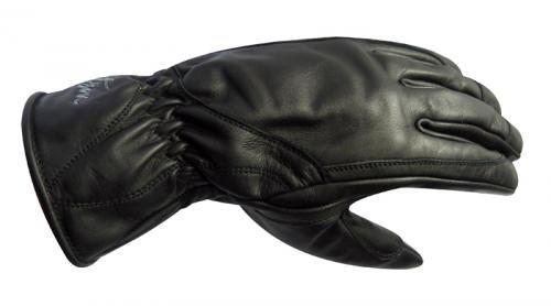 GIG Guanti da Moto estivi da uomo, colore: nero