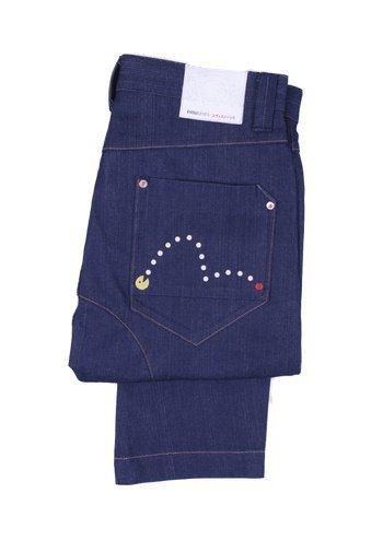 Evisu Pac Man Jeans Indigo - 28L