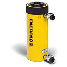 Enerpac RRH-307 30 Ton Double Acting Hollow Plunger Cylinder with 7 Inch Stroke