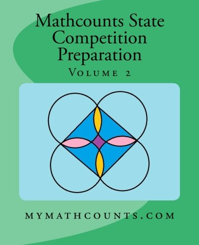 Mathcounts State Competition Preparation Volume 2 PDF