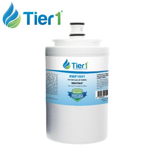 Ukf7003 Maytag Comparable Refrigerator Water Filter Replacement By Tier1 front-7809