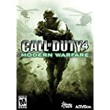 Call of Duty 4: Modern Warfare - (Xbox 360)by Activision