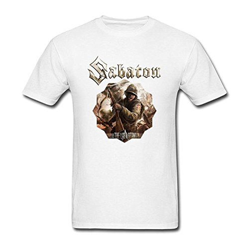 2016 New Album Sabaton The Last Stand Men's T-Shirts