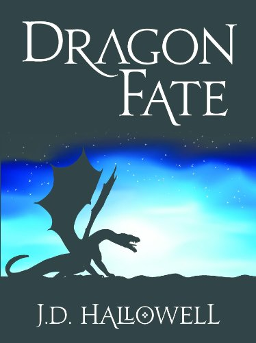 E-book - Dragon Fate by J.D. Hallowell