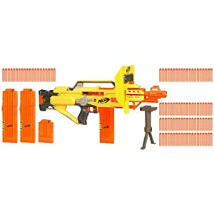 Amazon Com Nerf N Strike Stampede Ecs With Bonus Darts