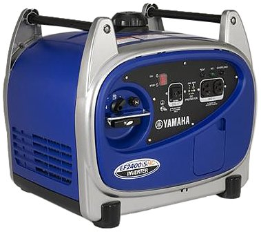 Yamaha ef2400ishc portable generator review power up for Yamaha generator for sale