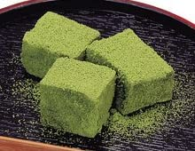 わらび餅(抹茶) 1kg