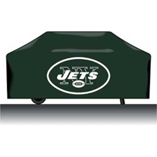 BSS - New York Jets NFL Deluxe Grill Cover at Amazon.com