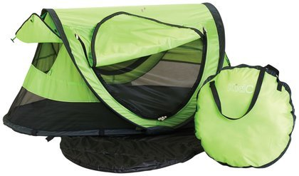 Best Price! KidCo Peapod Plus Portable Bed - Kiwi