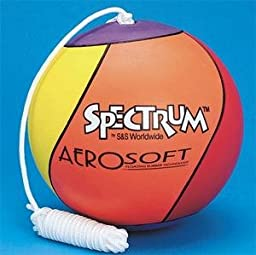 Spectrum Rainbow Soft Tetherball