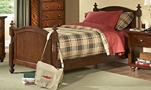 Aris Collection Full Size Bed By Homelegance