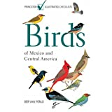 Birds of Mexico and Central America:by Ber van Perlo