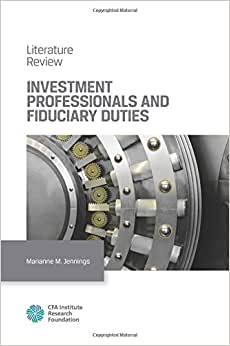 Investment Professionals And Fiduciary Duties