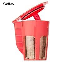 Kiartten Reusable K cups for Keurig 2.0: K200, K300, K400, K500 Series (1)