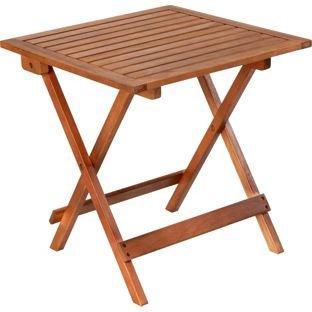 Newbury pequeña mesa auxiliar de jardín.