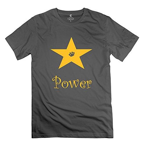 Pnhk Men'S Dog Star Power T Shirt Xx-Large Deepheather