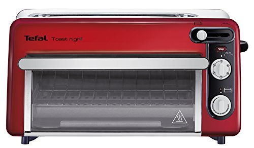 Tefal TL6005 Toast and Grill - Combiné grille-pain mini four