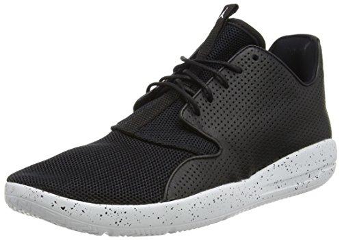 Nike JORDAN ECLIPSE - Scarpe da Ginnastica Basse Uomo , Nero (Schwarz (012 BLACK/WHITE-PURE PLATINUM)), 42.5 EU