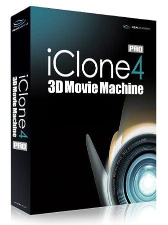 iClone4 PRO + iClone 3DXchange2