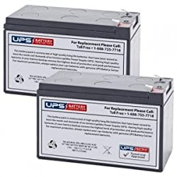 APC AV J Type 1.5kVA MODEL J35B Replacement Batteries