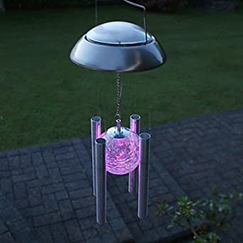LDZ light Colorful Light LED Solar Light Outdoor Solar