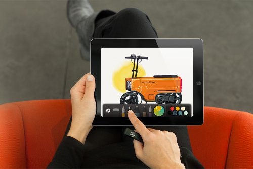 FiftyThree Pencil iPad 蓝牙电容触控笔图片