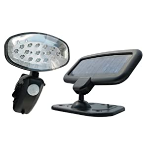 LED Evo15 Solar Pir Utility Light