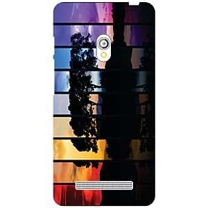 Asus Zenfone 5 A501CG Back Cover - At Rest Designer Cases