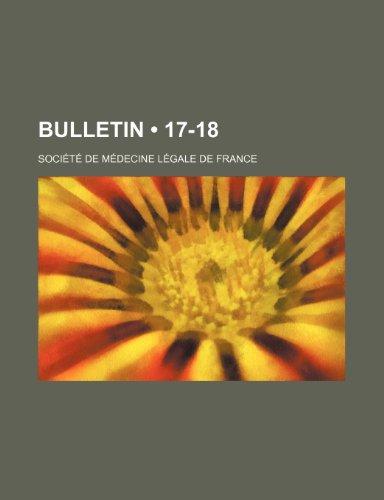 Bulletin (17-18)