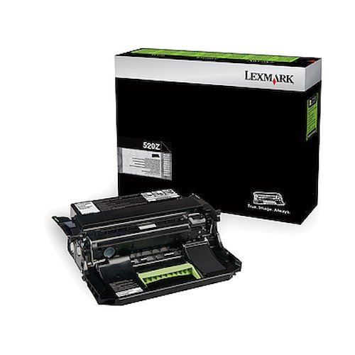 Lexmark 52D0Z00 Return Program Imaging Unit Toner
