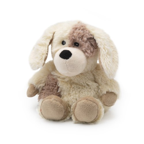 Cozy Plush Junior Puppy Heatable Soft Toy