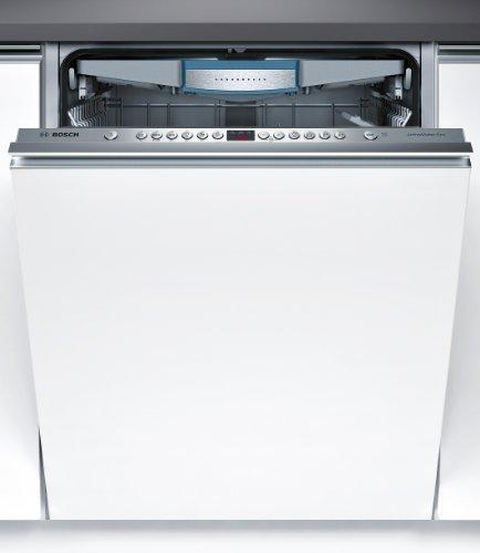 Bosch SMV69N40EU Geschirrspüler Vollintegriert / A++ / 262 kWh/Jahr / 13 MGD / Glasschutz-Technik / Gläseranlagebügel