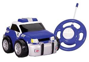 Kid Galaxy My 1St Rc Gogo Police Car