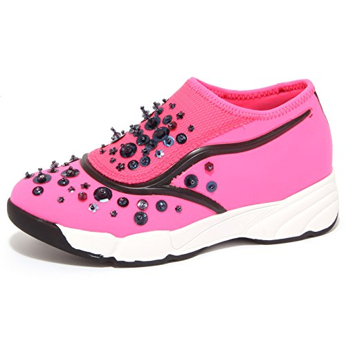 8955P sneaker UMA PARKER NY fucsia scarpa donna shoe woman [40]