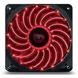 ENERMAX T.B.VEGAS Single Red 12cm UCTVS12P-R