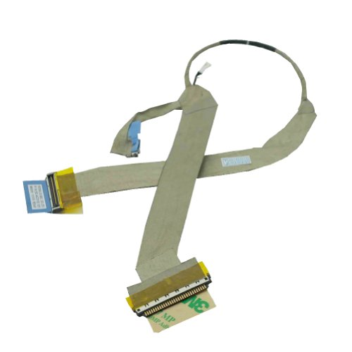 """Generic New Laptop Wxga Lcd Video Ribbon Cable For Dell Xps M1330 13.3"""" Series Replacement Part Number 50.4C310.101 Rw488"""