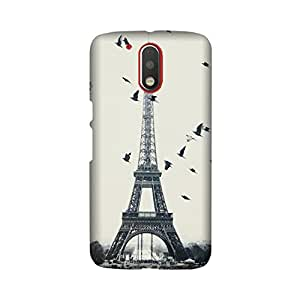 Thestyleo High Quality Back Case For Moto G4 Plus