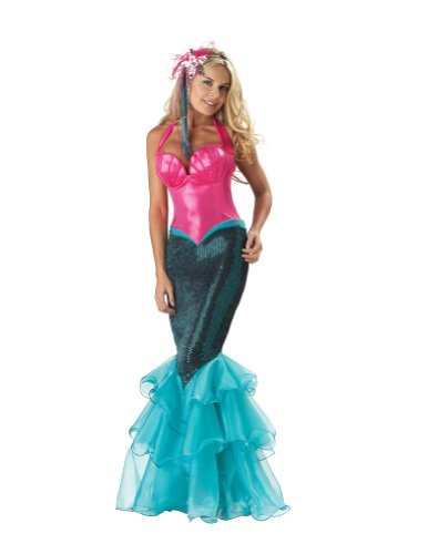 Mermaid Adult Medium Adult Womens Costume