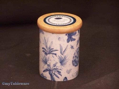 PORTMEIRION BOTANIC BLUE STORAGE JAR - Buy PORTMEIRION BOTANIC BLUE STORAGE JAR - Purchase PORTMEIRION BOTANIC BLUE STORAGE JAR (PORTMEIRION - Made in CHINA, Home & Garden, Categories, Kitchen & Dining, Tableware)