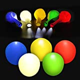 LED Balloons for  Party 30PCS Mix Color Light Up Balloons